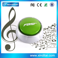 Latest recordable sound push button with