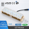 Waterproof solar led street light used 12V led module for solar road lamp