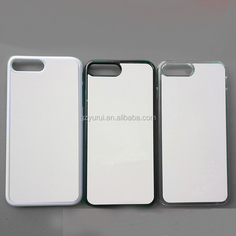 Wholesale multiple model for iphone 2D Blank Heat Sublimation Phone Printing Personalize Case