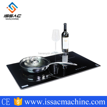 High Intelligence Double Head Built-in Electromagnetic Oven Electric Pottery Furnace