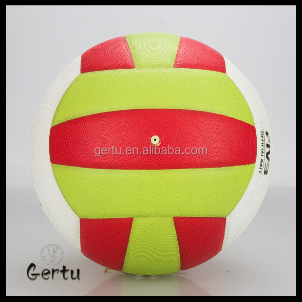 cheapest TPU leather custom Volleyball