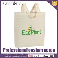Cotton Seed Bags Cotton Canvas Tote Bag Long Handle