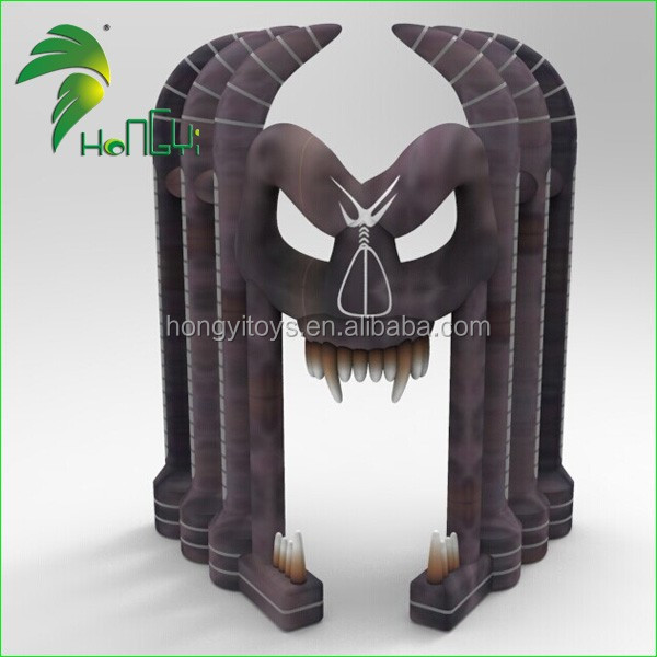 Arch Type Inflatable Halloween Arch For Decoration