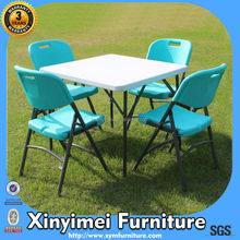 Strong And Light Plastic Outdoor Cheap Folding Table