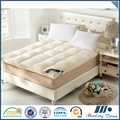 Factory directly provide high quality soft waterproof quilted mattress pad