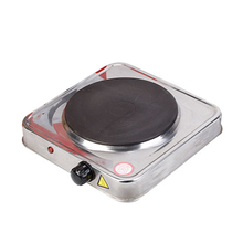 JX-6122AS 1000W Stainless Steel Cast Iron Parts Stove Hot Plate