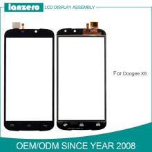 Original for Doogee X6 LCD and Touch Screen Assembly Repair Parts for Doogee X6