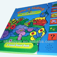 Preschool Hard Cover Board Book Electronic