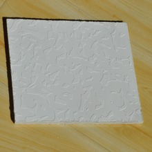 calcium silicate 100% water proof false ceiling tiles