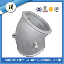 Customize Oil and Gas Casting Grey Iron Pipe Elbow