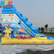Wholesale giant inflatable water slide for adult