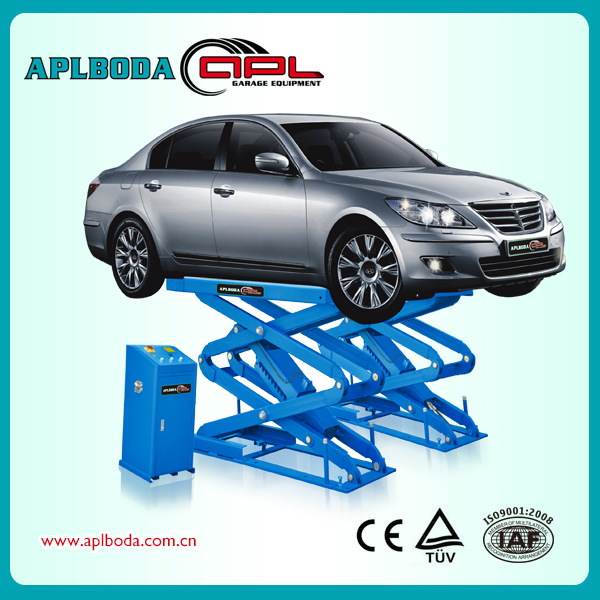 car lifting device /automotive scissor lift/ever eternal car lift with CE