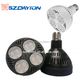 Dimmable E26 E27 PAR30 AC90- 277V High Power LED Spotlight par30 20W 30W 40W
