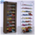 2014 High Quality and Popular Selling Fabric Shoe Rack Type Closet Organization Systems