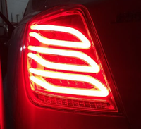 Tuning Tail light for Buick Lacetti/ LED Tail Lamp for Buick Excelle/Taizhou Factory Produce