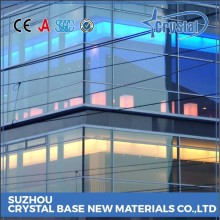 Leading Manufacturer Glazing Tempered Insulated Glass Window