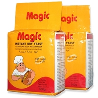 500g/bag High Sugar Instant Dry Yeast with Halal Certificate