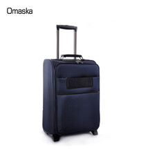 eva spinner fabric trolley luggage 3 pcs fabric elegant travel luggage sets