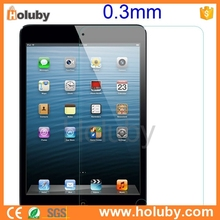 Wholesale price tempered glass for Ipad mini tempered glass screen protector