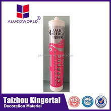Alucoworld supplier silicone sealant 1200 fireproof silicone