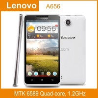 Original Lenovo A656 4GB 5.0 inch Android 4.2 Smart Phone