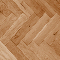 The high quality wood parquet floor for the hall or room