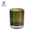 Different Colored Candle Jars Glass with Silk Screen Printing Silver Logo,Candle Jars Wholesale