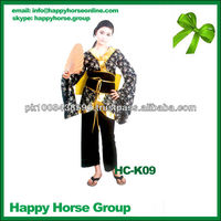 2014 new fashion girls korean costumes, cosplay korean costume