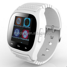 Smart Bluetooth Watch M26 with LED display / Dial / SMS Reminding / Music Player /