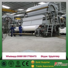 small toilet paper jumbo roll tissue paper making machine production line