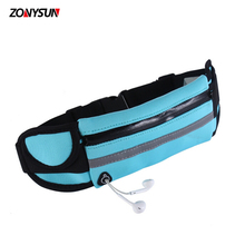 Wholesale Competitive Price Waterproof Neoprene Waist Bag Running Belt Waist Pack