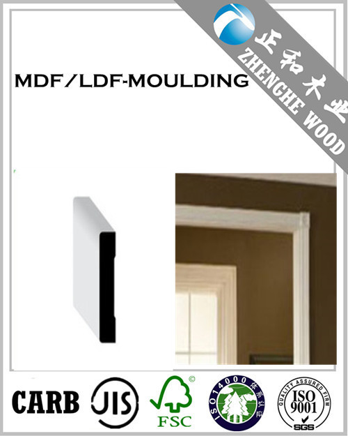 Wood moulding Indoor decoration inside the frame