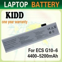 portable battery charger For Fujitsu Advent G10 Advent 4212 4213 Ecs G10 Battery G10-3s3600-s1a1 G10-3s4400-g1l3