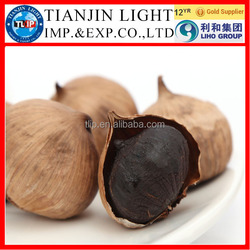 Chinese Organic Single Bulb Black Garlic