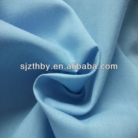 polyester/cotton poplin suiting and shirting fabrics