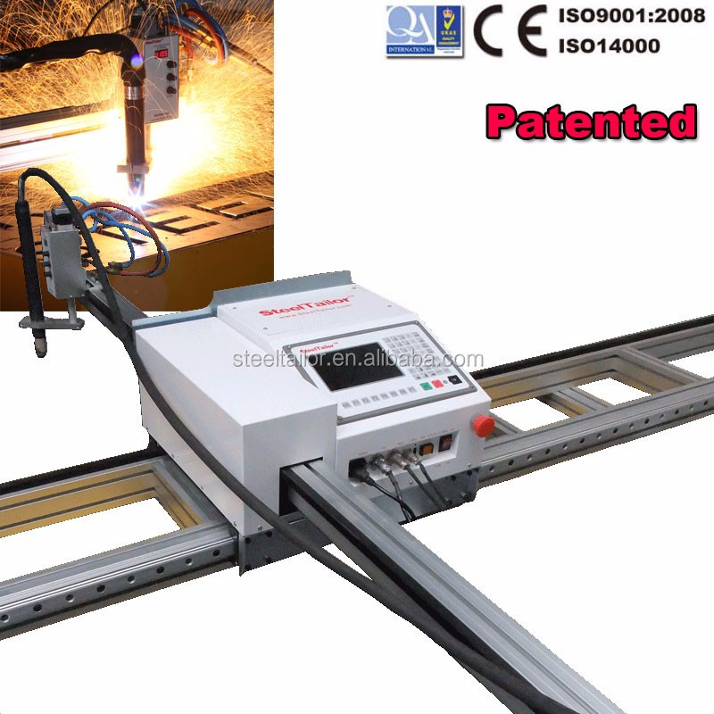 Discounted!SteelTailor Valiant portable CNC plasma/flame mini metal cutting machine