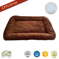 Wholesale High Quality New Design Beautiful Fleece fashion dog bed