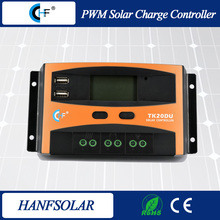 20A 12v Battery Solar Panels Generate Electricity Panel Solar charge controller