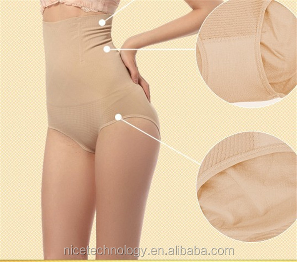 Good cheap shaping clothes sexy mature seamless underwear ladies body shape panties
