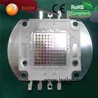 high power led high power ir 850nm with testing spectrum