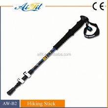 Mobile Phones Accessories True Adventure Walking Stick With Light And Alarm
