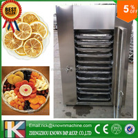 Hot Sale 10 Racks Fruit And Vegetable Drying Machine