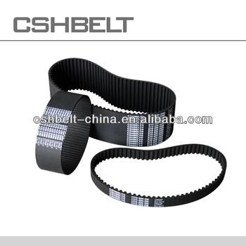 Hot sale auto spare parts Industrial Timing Belt and Japan high quality timing belts