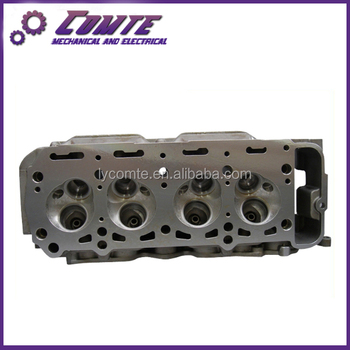 NA engine cylinder head for Mazda 616 626 B1600 Capella 8839-10-100A 8839-10100A 8V 1586CC