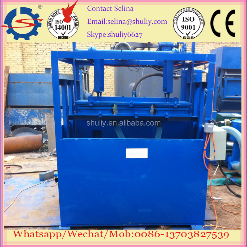 Shuliy paper recycling egg tray machine/waste paper processing egg tray moulding machine /Shuliy paper pulping egg tray machine