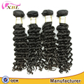 XBL Peruvian deep wave 1b accept custom packaging for hair extension