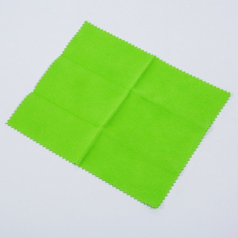 2 c printing soft glasses cleaning cloth