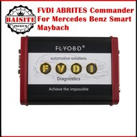 Perfect Function avdi abrites FVDI ABRITES Commander For M-ercedes B-enz Smart Maybach(V7.0) Software USB Dongle 2016 hot sales