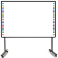 iBoard Infrared Interactive ceramic surface Dry Erase Board