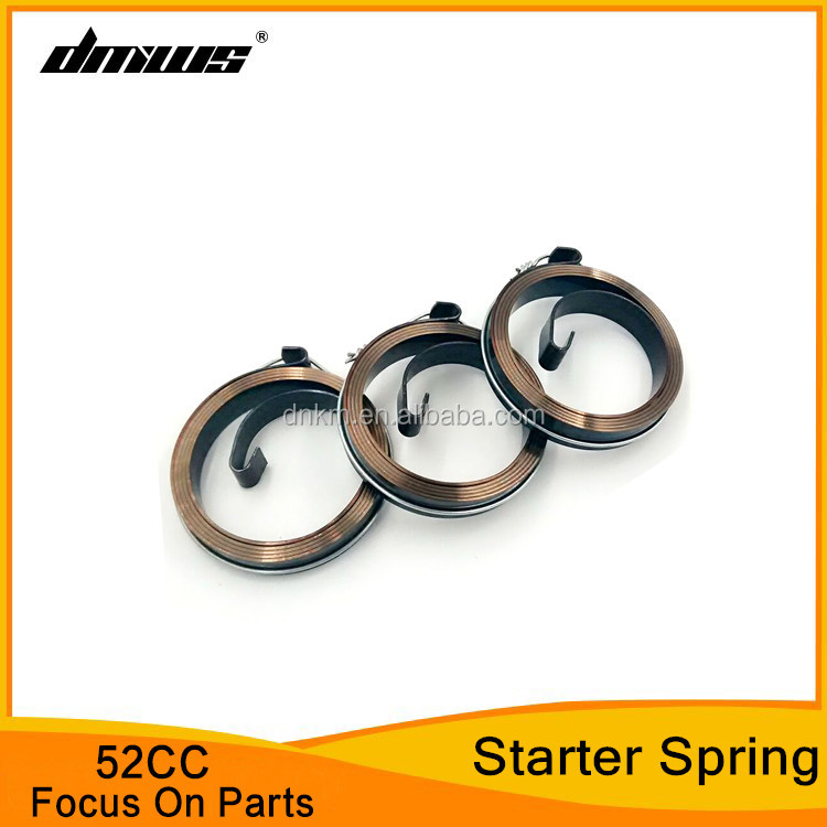 High Quality Gasoline Chainsaw 5200 52CC Spare Parts Starter Spring